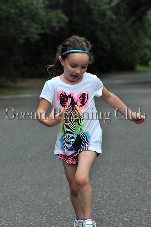 Week 1 Kiddie Dash and One Mile Run