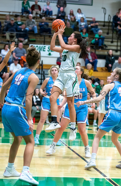 Governor Girls vs Sioux Falls Lincoln - Feb 22