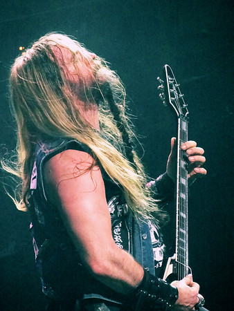 Black Label Society at Izod