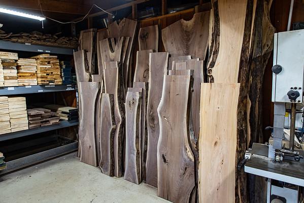 Spacht Sawmill 12/15/2020