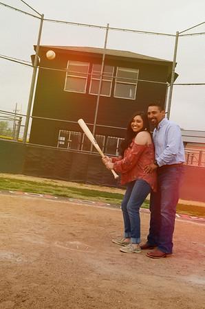 The Future Mr. and Mrs. Matthew Cruz