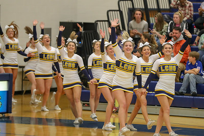 Cheer: Loudoun County @ Districts 10.17.2018 (By Jeff Scudder)