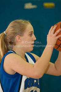 OHS Girls Varsity vs Shoreline HS