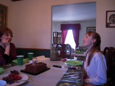 Cassandra's 10th Birthday