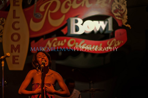 Kermit Ruffins & the BBQ Swingers @ Rock N Bowl (New Orleans- Wed 5/4/11)