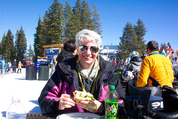 Vail Skiing, 2011