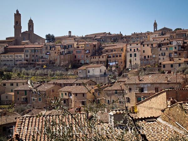 Montalcino, Italy -- 2011