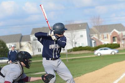 Oswego East Fresh. Baseball Vs Minooka 2013