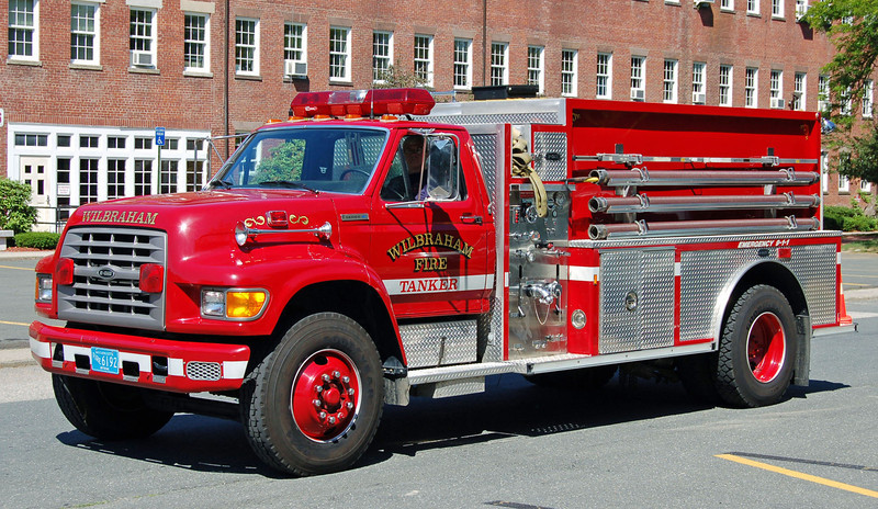 Tanker 1 1995 Ford/E-One 300/1500