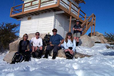 Tahquitz Peak 3/13/04