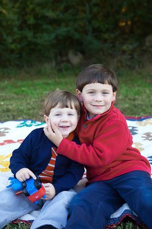 Lanford Family:: 2012