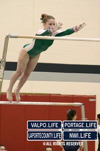 VHS Gymnastics @ Michigan City 1-10-2013