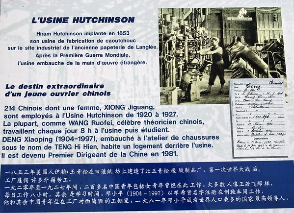 Montargis - Hutchinson