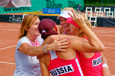 Junior fed cup final round girls 16 years and under 2016