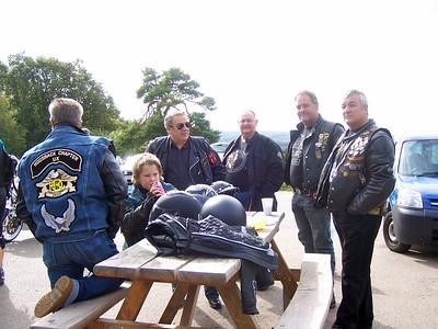 Convergence Ride, 6 Sep 2009