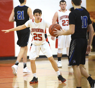 Lakeview at Jefferson boys basketball 1-16-19
