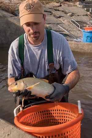 McKinney Lake Fish Hatchery