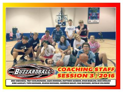 2016 Coaching Staff