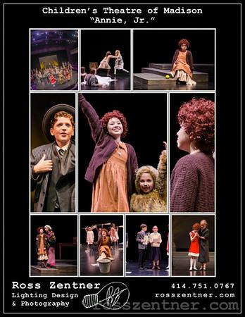 """Children's Theatre of Madison """"Annie, Jr"""""""