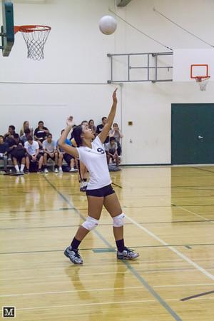 Frosh-Soph Volleyball vs Godinez