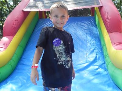 8-19-16  Kindergarten Inflatables