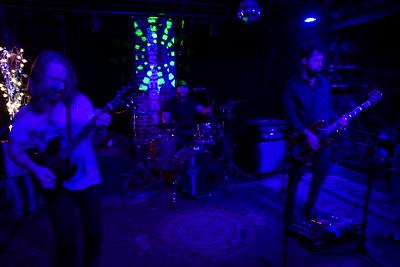 Arc & Stones Live @ The Basement