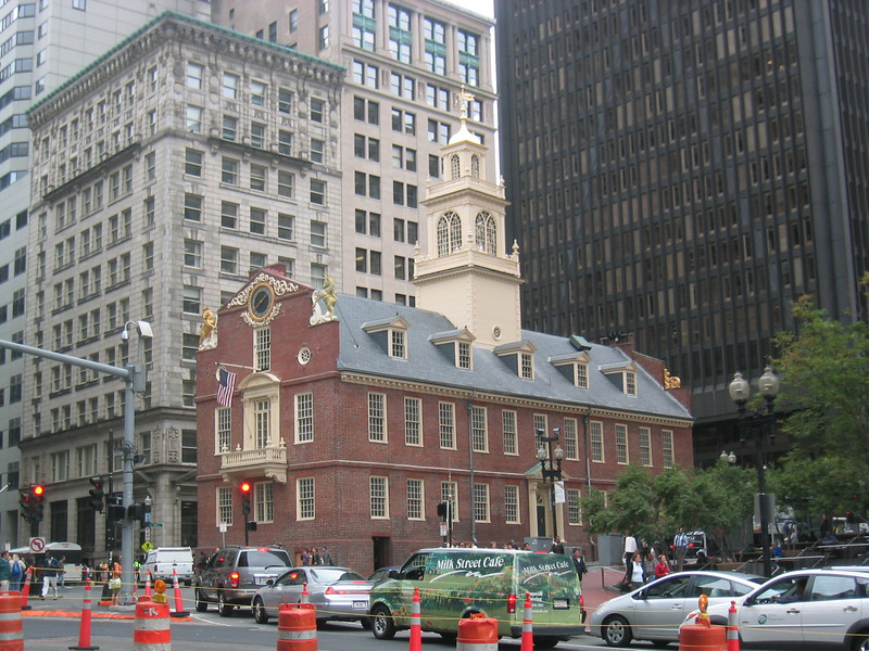 Old State House. Boston