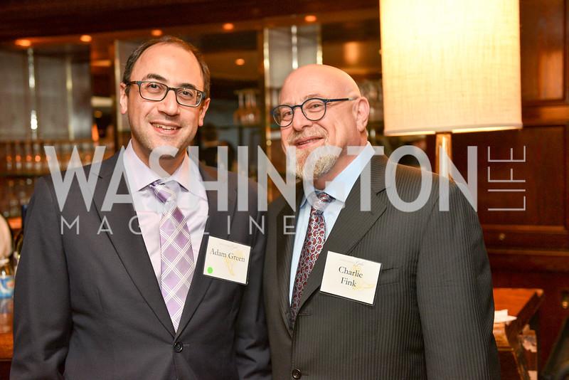 Adam Green, Charlie Fink, Public Citizen's Gala, National Press Club, April 24, 2018-6362.JPG