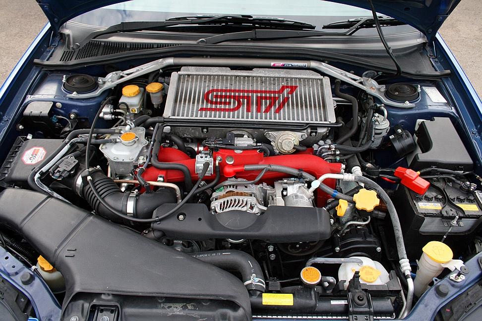 stock spec c engine