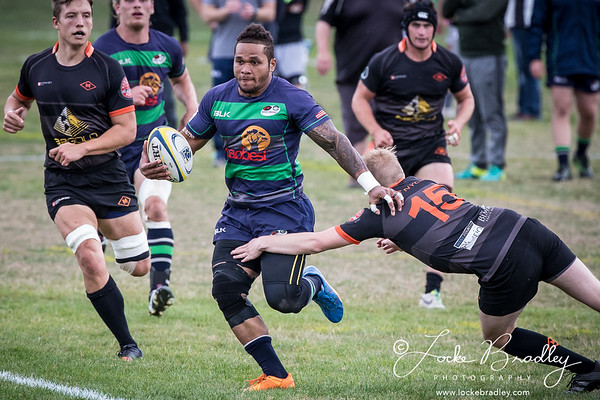 Seattle Saracens vs Meraloma Rugby 2017
