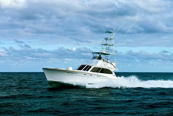 Rybovich Hull 54 Mega Bite