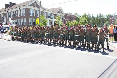 2014 Memorial Day Parade