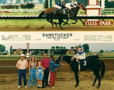 SANDTUCKER - 8/26/1994