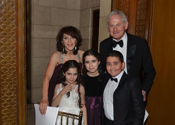 Dec 13, 2013-Children of Armenia Fund Tenth Annual Holiday Gala