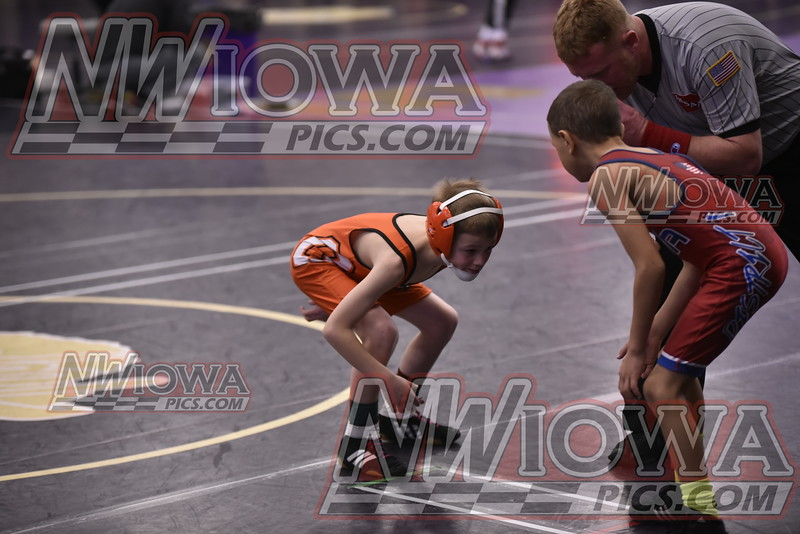 2016  NW IOWA AAU Districts