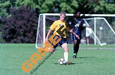 1999-2000 Men's Soccer