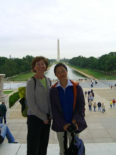 on the steps of Lincoln Memorial.jpg