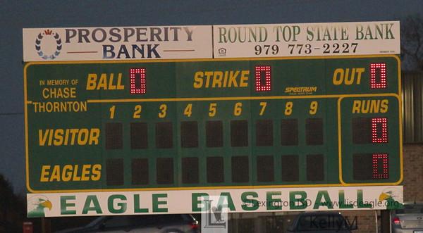 2010-2011 Varsity Eagle Baseball