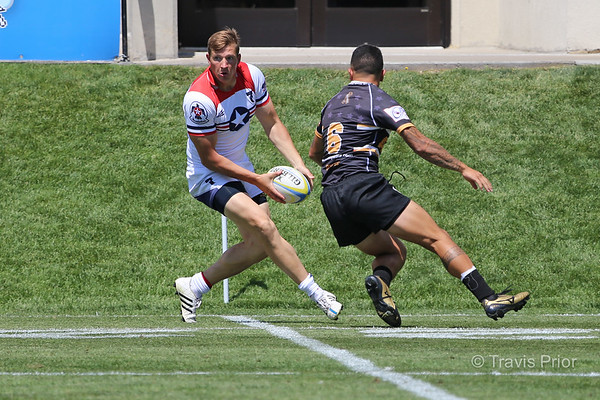 USAF 7's 2015 Serevi Rugbytown 7's