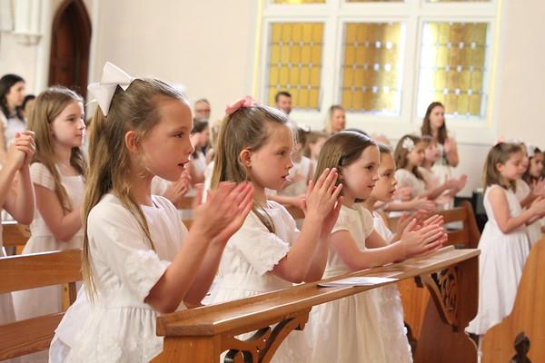 2nd Mass of Thanksgiving (5.22.19)