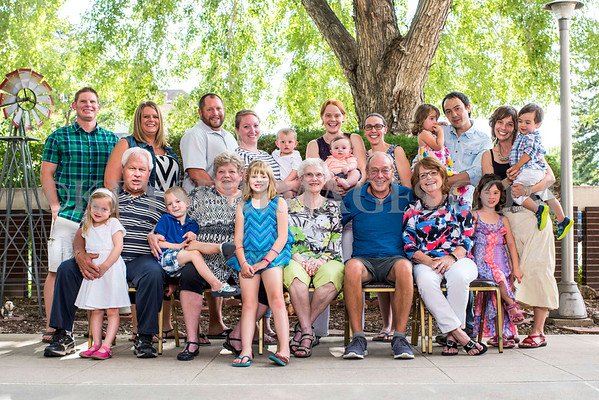 OLINGER/BISHOP FAMILY 2016