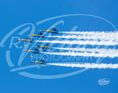 Navy Blue Angels Homecoming Show 2017