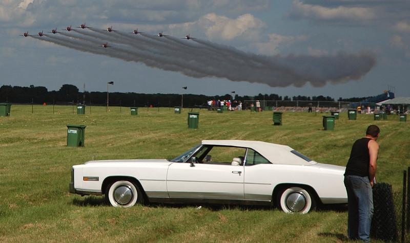 Fairford Air Show - 2005
