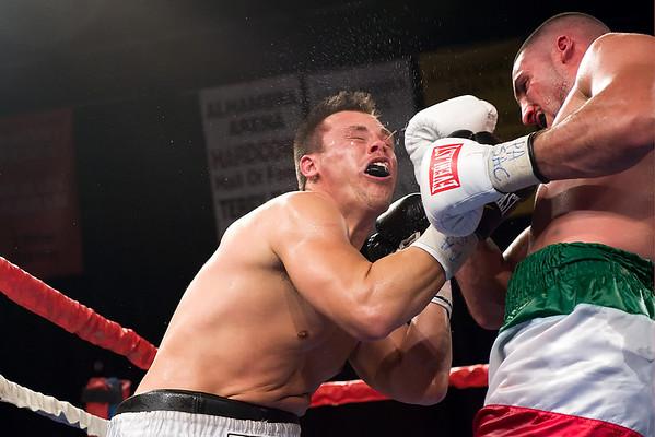 Arena Boxing 10 Jul 09:  Tony Ferrante over Billy Bailey