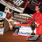 BAPS Motor Speedway - Greg Hodnett Foundation Race - 9/16/21