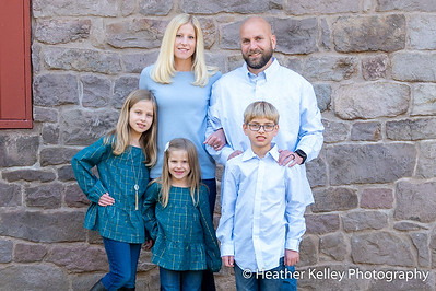 Kate and Family 2020