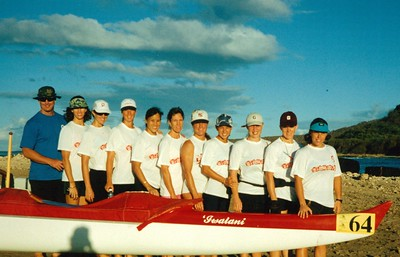 20th Annual Na Wahine O Ke Kai 9-27-1998