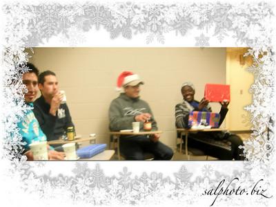 Jane Adams December Gift Exchange