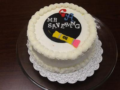 Retirement Celebration for Mr. Savering