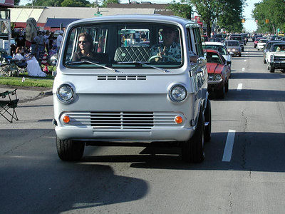 """G"" Chevy & GMC Vans"